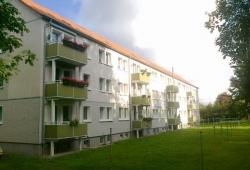 2-Raum-Wohnung in Torgelow