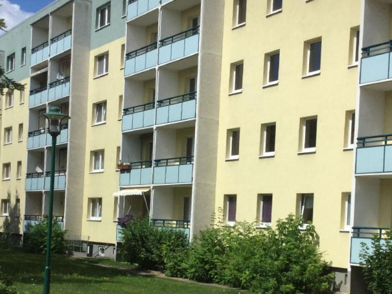 Ruhig gelegene 3-Raum-Wohnung  in Eggesin